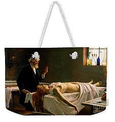 Anatomy Of The Heart Weekender Tote Bag