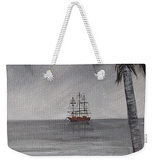 Anchored For The Night Weekender Tote Bag