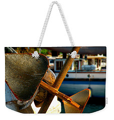 Anchors Away Weekender Tote Bag
