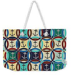 Anchors Weekender Tote Bag