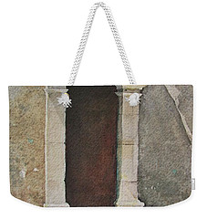 Ancient  Doorway  Weekender Tote Bag