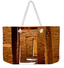 Ancient Galleries Weekender Tote Bag by Joe Kozlowski