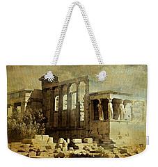 Ancient Greece Weekender Tote Bag