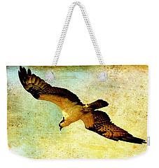 Ancient Hunter Weekender Tote Bag