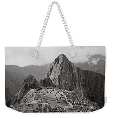 Ancient Machu Picchu Weekender Tote Bag by Shaun Higson