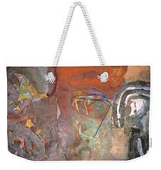 Ancient Orange Weekender Tote Bag