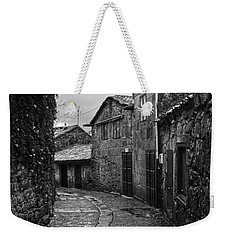 Ancient Street In Tui Bw Weekender Tote Bag