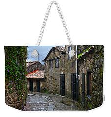 Ancient Street In Tui Weekender Tote Bag
