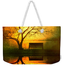 And I Will Wait For You Until The Sun Goes Down Weekender Tote Bag by Tara Turner