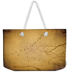 And So They Fly Weekender Tote Bag