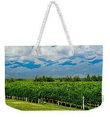 Andes Vineyard Weekender Tote Bag