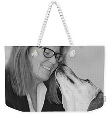 Andrew And Andree Bw Weekender Tote Bag