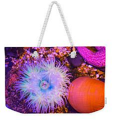 Anemone And Friends Weekender Tote Bag