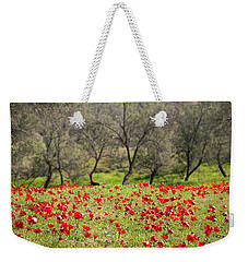 At Ruchama Forest Israel Weekender Tote Bag