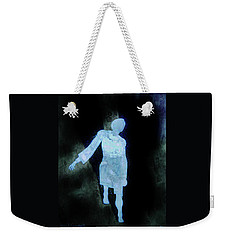 Oh That I Were An Angel  Weekender Tote Bag by Larry Campbell