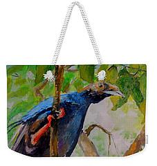 Angel Bird Of  North Moluccas Weekender Tote Bag