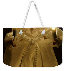 Angel Divine Weekender Tote Bag