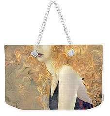 Angel Hair Weekender Tote Bag
