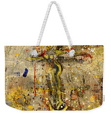 Angel In Journey Weekender Tote Bag