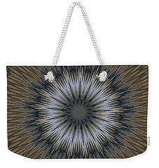 Angel Kaleidoscope Two Weekender Tote Bag