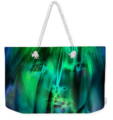 Angel Kiss Weekender Tote Bag by Tlynn Brentnall