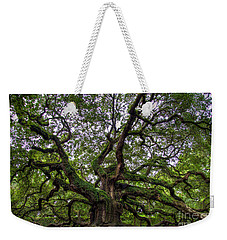 Angel Oak Tree Weekender Tote Bag
