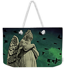 Angel Of Stone Weekender Tote Bag