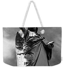 Angel Of The Book Of Life Weekender Tote Bag by Lisa Brandel