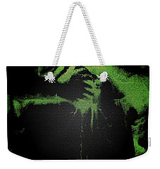 Angel Of The Forest Weekender Tote Bag by Lisa Brandel