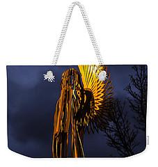Angel Of The Morning Weekender Tote Bag