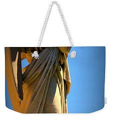 Angel Watching Weekender Tote Bag