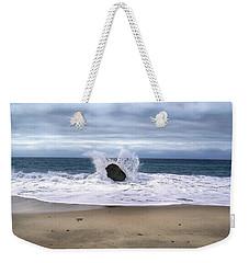 Angel Wing Waves Weekender Tote Bag