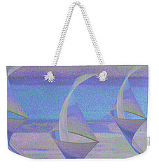 Angelfish3 Weekender Tote Bag