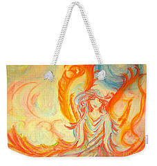 A Rainbow Of Thought Weekender Tote Bag