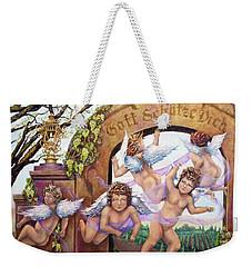 Angelika Weekender Tote Bag