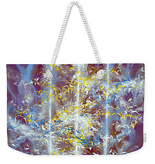 Angels At The Throne Of God Weekender Tote Bag