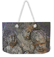Angels Long To See Weekender Tote Bag