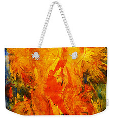 Angels Of Passion Weekender Tote Bag