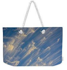 Angels Trumpets Weekender Tote Bag