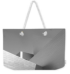 Angles Weekender Tote Bag by Barbara Bardzik