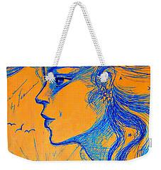 Anima Sunset Weekender Tote Bag