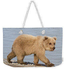 Animal Magnetism Weekender Tote Bag by Chris Scroggins
