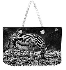 Animal Night Weekender Tote Bag