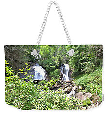 Anna Ruby Falls - Georgia - 1 Weekender Tote Bag
