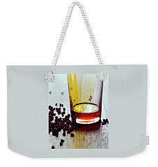 Annatto Seeds With A Glass Weekender Tote Bag