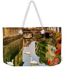 Annecy Weekender Tote Bag