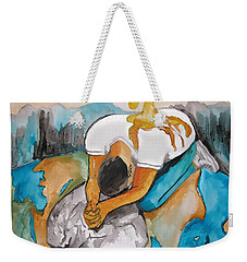 Anointed One Weekender Tote Bag