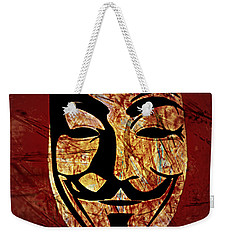 Anonymous Weekender Tote Bag