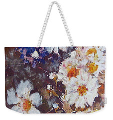 Another Cluster Of Daisies Weekender Tote Bag