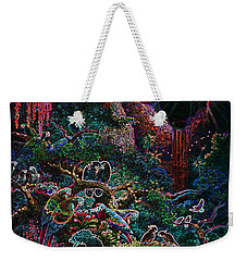 Another Day In Paradise - Digital 1 Weekender Tote Bag